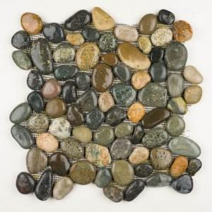 Đá Mosaics Olive Mix